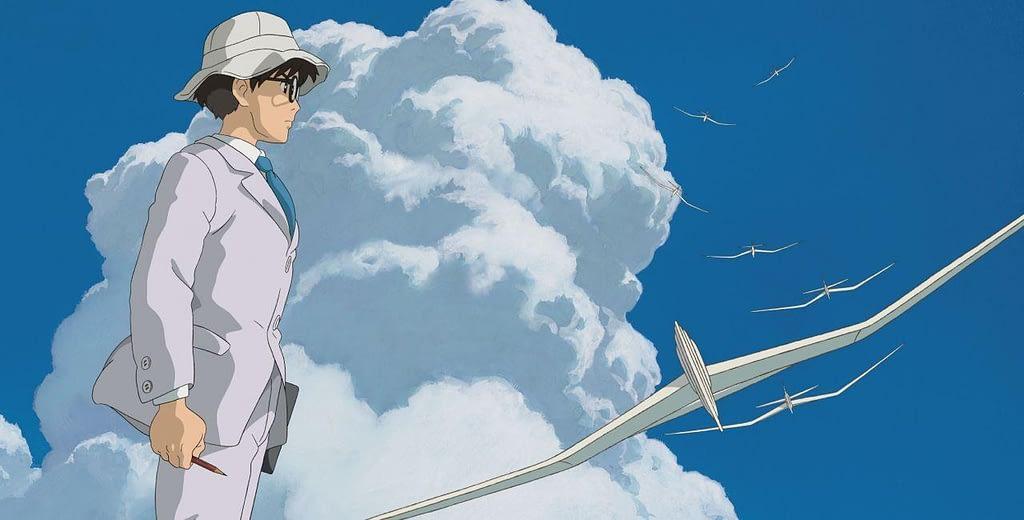 """""""le vent se lève"""" de Miyazaki"""