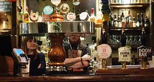 Sortie samedicale au pub